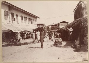 Mombasa all'epoca