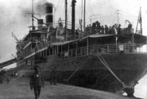 Nave Porto d'Alessandretta