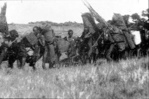 Carriers nel tempo di guerra